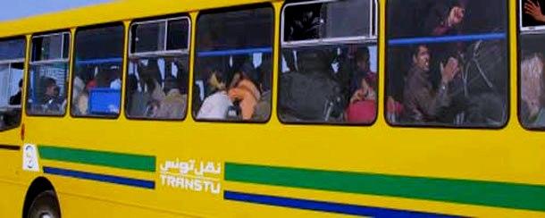 Tunisie – Transports en commun: Retour à la capacité maximale et au tarif normal