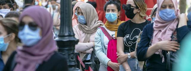La Tunisie baisse sa garde face au risque de recrudescence du covid19