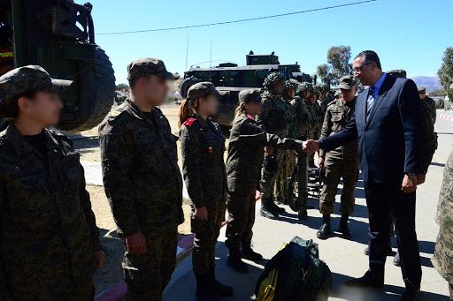 Tunisie: Préparatifs à la frontière tuniso-libyenne, visite du ministre de la Défense à Tataouine