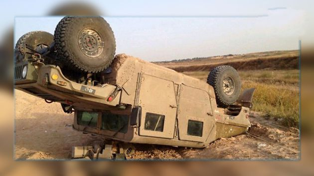Tunisie: Des militaires blessés dans un accident de la route à Kasserine