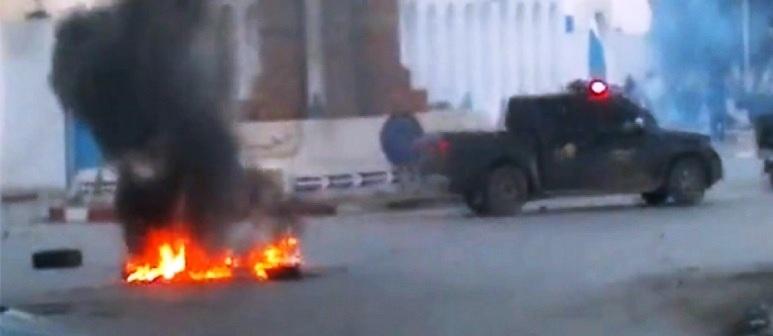Tunisie – El Meknessy sur un baril de poudre