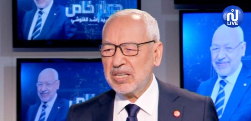 Tunisie: Ghannouchi consacre le non respect de la loi