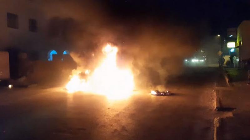 Tunisie- Une nuit agitée à Sidi Hassine