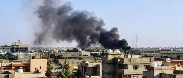 Sept morts et dix blessés dans l'explosion de plusieurs mines à Tripoli