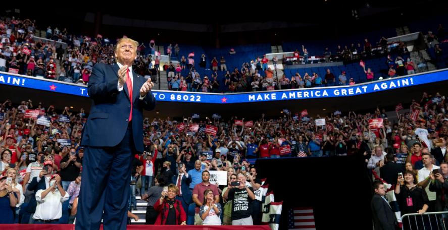 Etats-Unis: le meeting de Donald Trump a-t-il été coulé par des messages TikTok et des fans de K-pop?