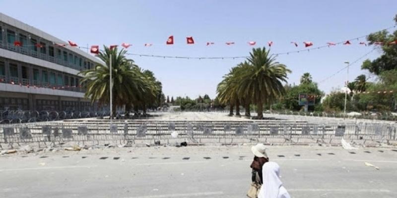 Tunisie: Fermeture de la Place du Bardo sur décision municipale