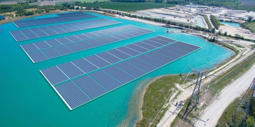 Tunisie:  La STEG signe un partenariat pour la construction d'une centrale photovoltaïque flottante  sur le lac de Tunis