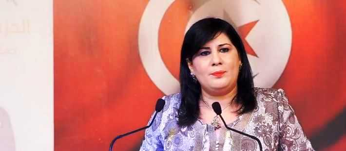 Tunisie – Abir Moussi promet de dévoiler des vérités fracassantes