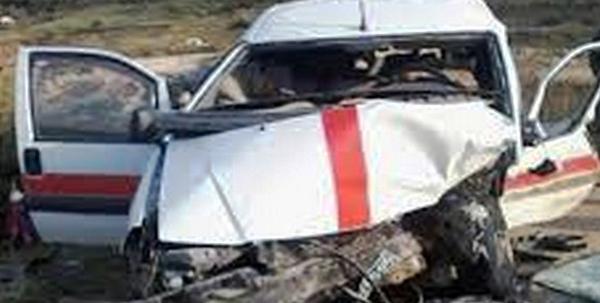 Tunisie – Neuf personnes blessées dans le renversement d'une voiture de louage