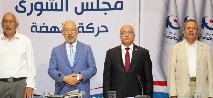 Tunisie – URGENT: La Choura d'Ennahdha vote pour un changement du paysage gouvernemental