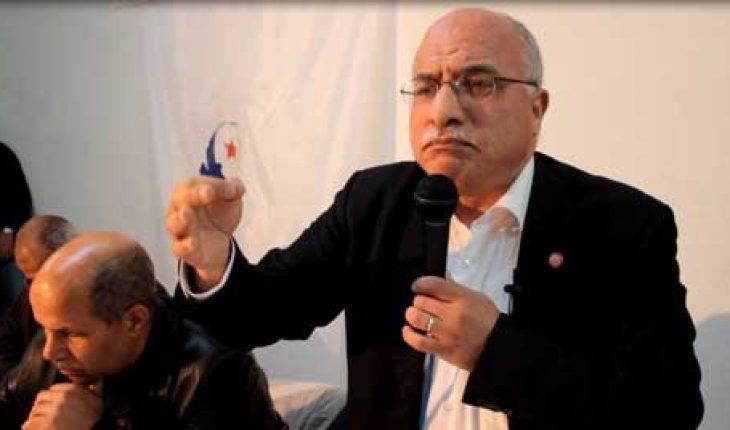 """Abdelkarim Harouni : """"Si Ennahdha n'avait pas voté pour le gouvernement de Fakhfekh, ce dernier n'aurait pas pu voir le jour"""""""