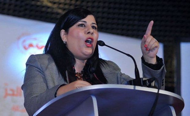 Tunisie: Abir Moussi: Des députés cherchent à induire le peuple en erreur