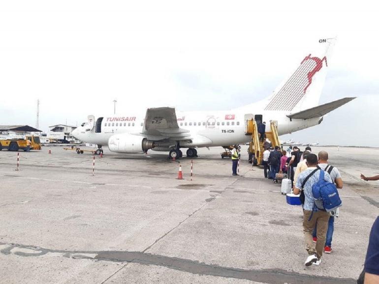 Tunisie: Programmation d'un nouveau vol de rapatriement Tunis-Bamako-Dakar-Tunis