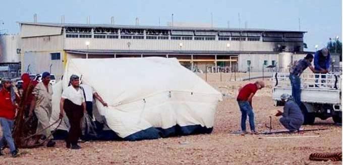 Tunisie – Al Kamour : Le sit in et le blocage de la vanne se poursuivent depuis 12 jours