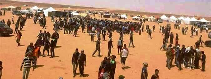 Tunisie – La coordination du sit-in d'Al Kamour défie et menace