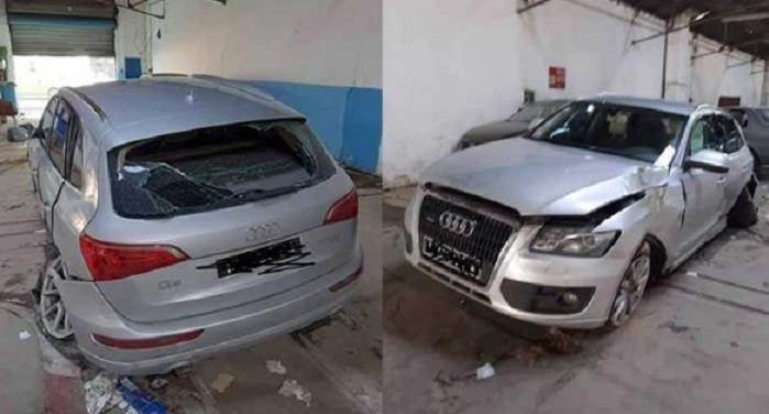 Tunisie : La fille de Anouer Maarouf conduisait la voiture administrative lors de l'accident, selon Mohsen Dali