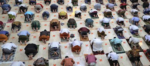 Tunisie – Consignes à propos de la prière de l'Aïd