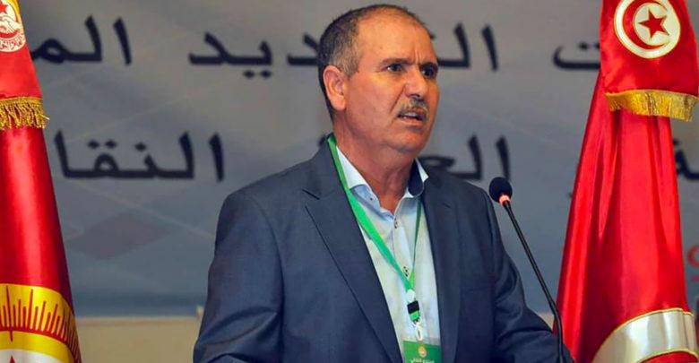 Tunisie: Noureddine Taboubi dénonce le chaos sur la scène politique tunisienne