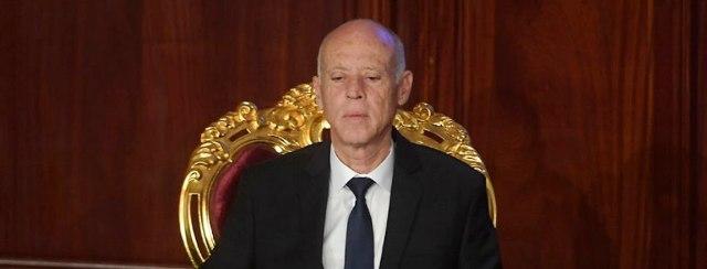 Tunisie : Kais Saïed reçoit le ministre de l'Intérieur, Taoufik Charfeddine