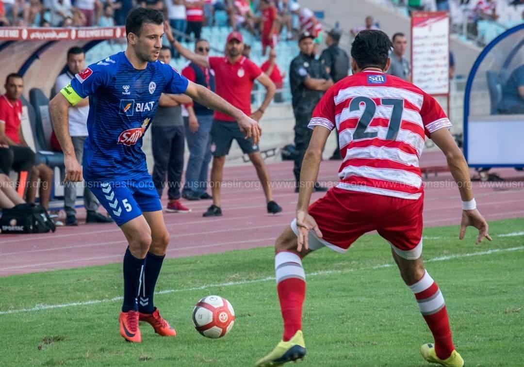 Ligue 1 : L'US Monastir et le Club Africain se neutralisent