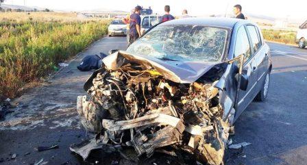 Tunisie – 3 morts et 4 blessés dans un accident de la route à Oued Zarga