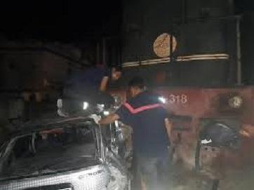 Tunisie: Décès de deux personnes dans une collision entre un train et une voiture