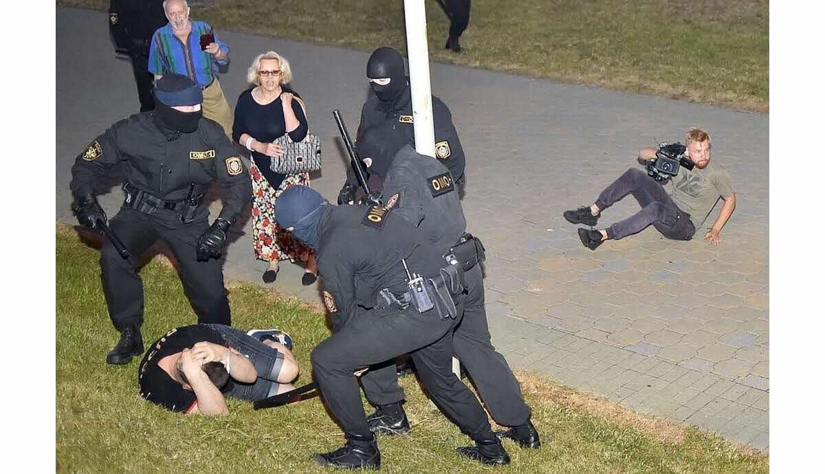 Biélorussie : L'Union Européenne va sanctionner les responsables de la répression