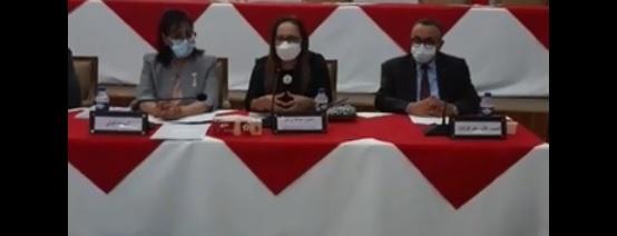 Tunisie – URGENT: VIDEO: Nissaf Ben Alaya: Nous sommes en début de deuxième phase de l'épidémie