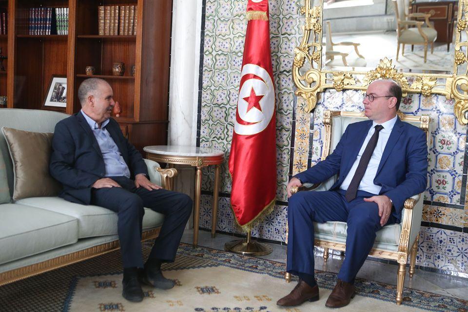 Tunisie: Noureddine Taboubi met en garde contre la baisse des stocks de phosphate