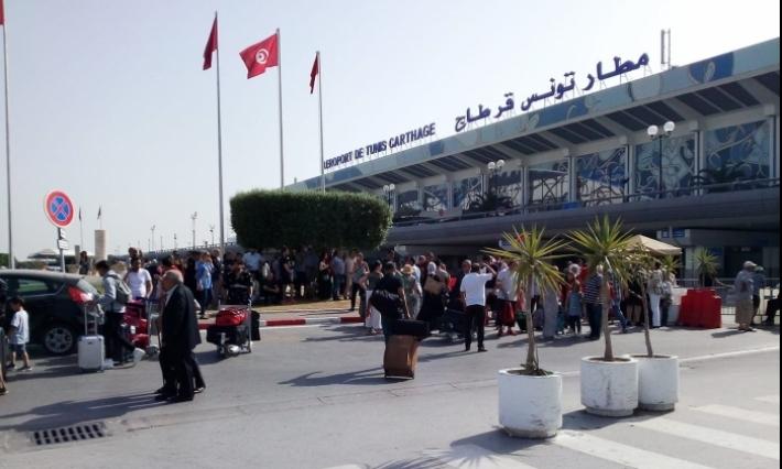 Tunisie: Interdiction d'accès des accompagnateurs des voyageurs aux aéroports