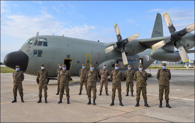 Tunisie: Envoi d'un avion militaire transportant une équipe médicale et du matériel à Gabès