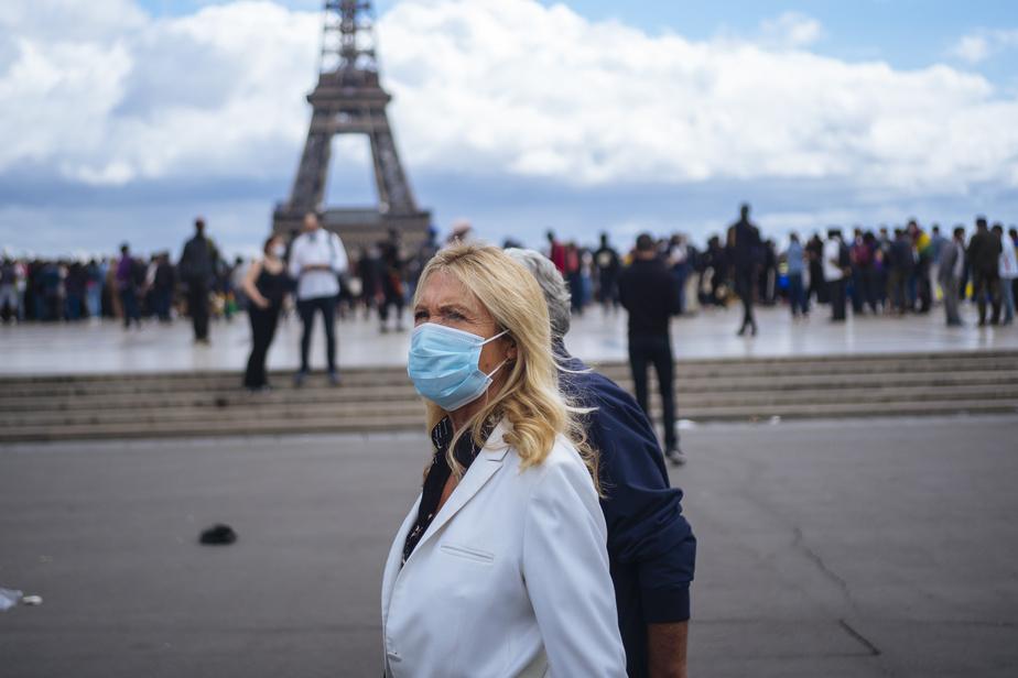 France : Près de 10 000 nouvelles contaminations en 24 heures