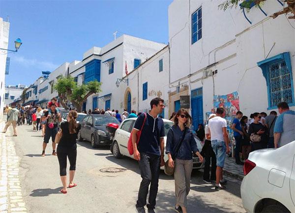 Tunisie : Baisse des recettes touristiques de près de 59%, jusqu'au 10 août
