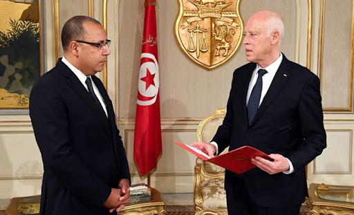 Tunisie : Accusé de trahir Kais Saïed, Hichem Mechichi riposte !