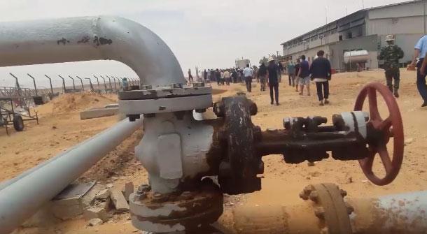 Tunisie: La coordination du mouvement El Kamour annonce des difficultés des sociétés pétrolières après la fermeture de la vanne