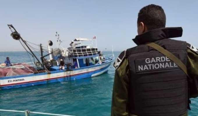 Tunisie: Arrestation d'un passeur de migrants clandestins et 11 candidats à l'immigration