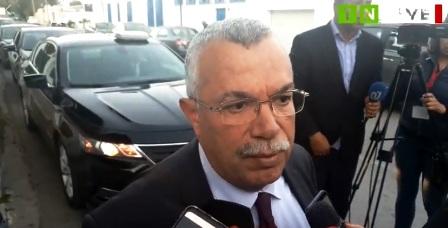 Tunisie: Noureddine Bhiri commente la première rencontre avec Hichem Mechichi