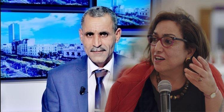 Tunisie : Bochra Bel Hadj Hamida riposte à Faycel Tebbini ayant estimé qu'elle ne risque pas d'être violée…