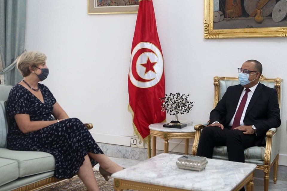 Tunisie : Fin de mission pour Louise de Sousa