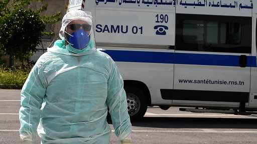Tunisie: Infection au coronavirus de six membres du personnel du SAMU à Nabeul