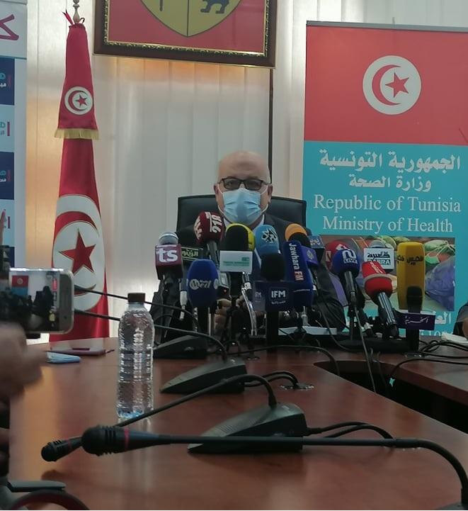 """Tunisie: Faouzi Mehdi : """"La réanimation est réservée aux cas les plus graves"""""""