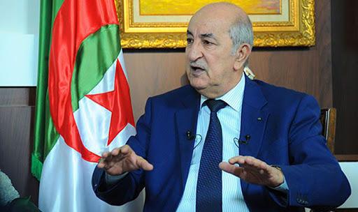 Algérie: Abdelmajid Tebboune annonce des élections législatives anticipées