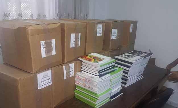 Tunisie: Saisie de 14.000 cahiers subventionnés, selon le ministère du Commerce