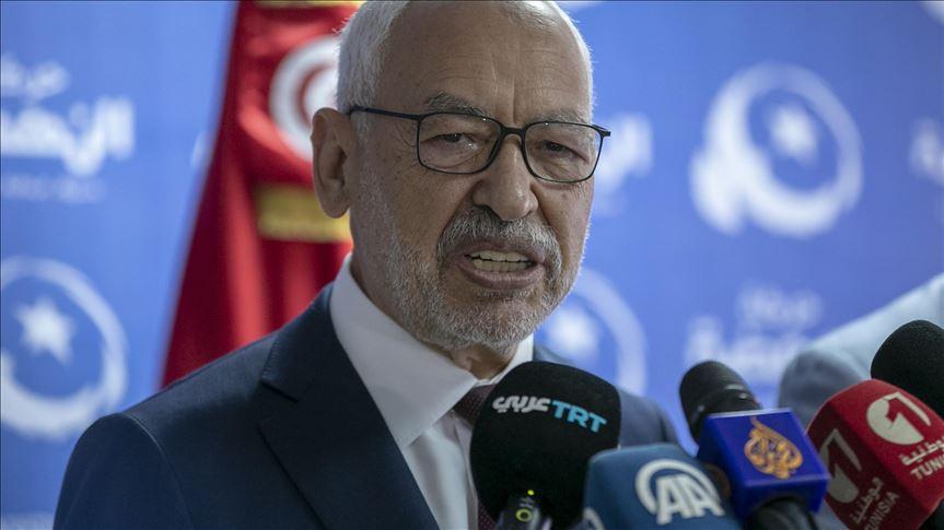 Tunisie: Rached Ghannouchi réagit à la position de Kaïs Saïed sur les nominations opérées par Hichem Mechichi