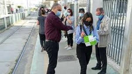 Tunisie: La SNCFT recourt à des agents de sécurité pour imposer le port du masque aux voyageurs