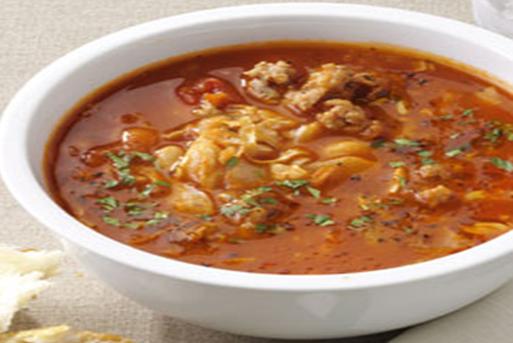 Recette : Soupe (Hlalem Tunisienne)