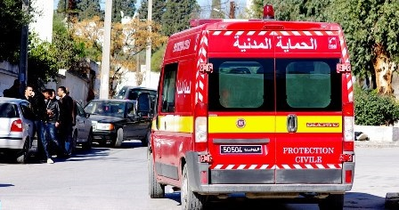Tunisie: Trois agents de la protection civile en auto-confinement pour avoir secouru une personne infectée au coronavirus à Nabeul