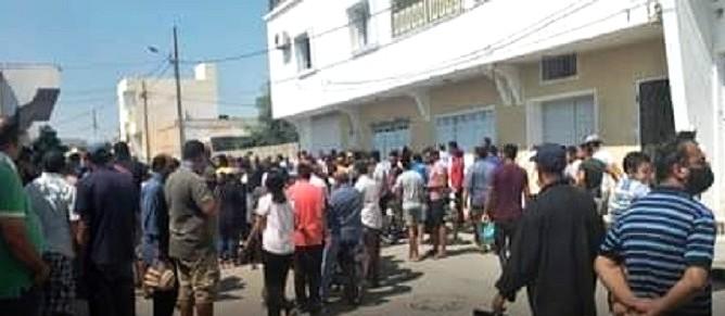 Tunisie – Kairouan: Découverte du cadavre d'une jeune femme dans un atelier de couture