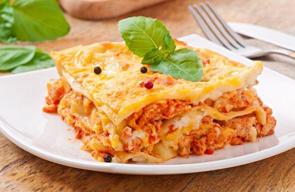 Recette : Lasagne italienne