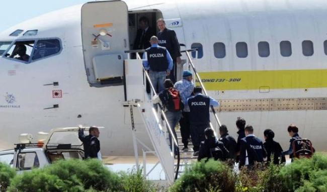 Tunisie: Nouveau rapatriement de 35 immigrés clandestins de l'Italie